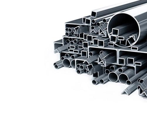 Comércio de tubos industriais