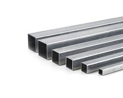 Venda de tubo de ferro quadrado